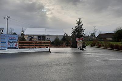 Location patinoire éphémère en glace