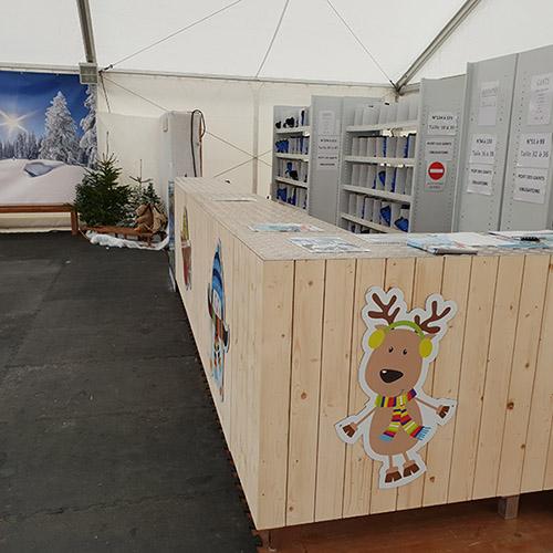 Location patinoire en glace pour l'événementiel